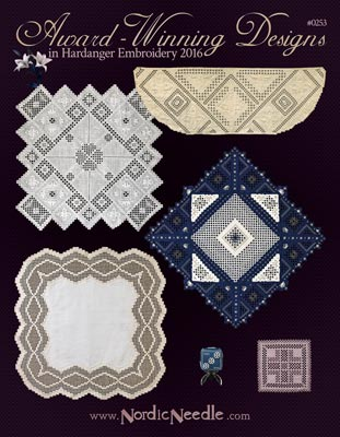 Award-Winning Designs in Hardanger 2016
